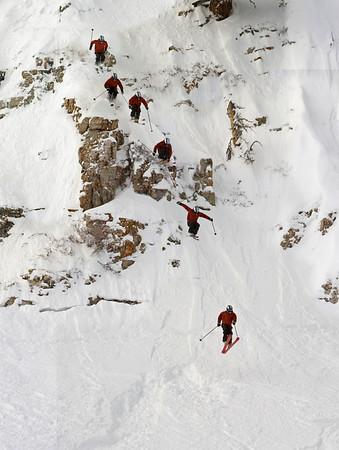 Skiing 2008