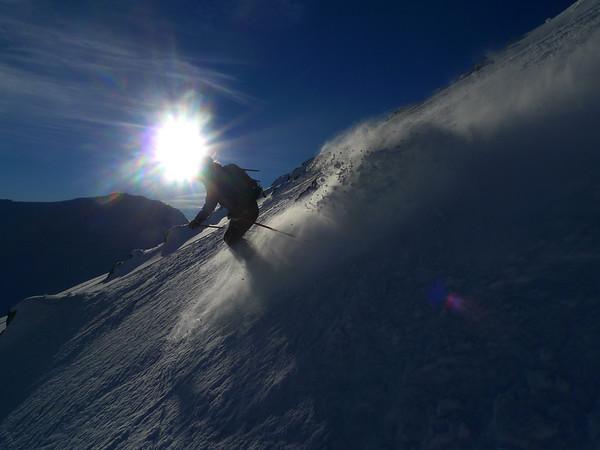Skiing 2012/2013