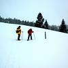 Snowshoeing in Beaver Creek, Jan 2011
