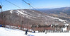 Panorama from the top of Windham Mountain, NY.