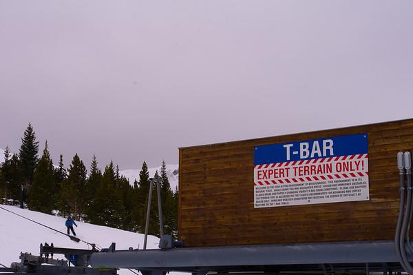 Skiing in Breckenridg 2011-01-08