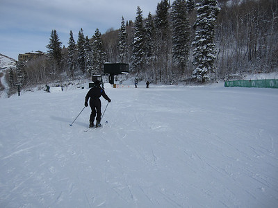 Skiing & Snow Shoeing