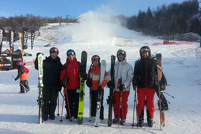Tremblant Family Trip 2015