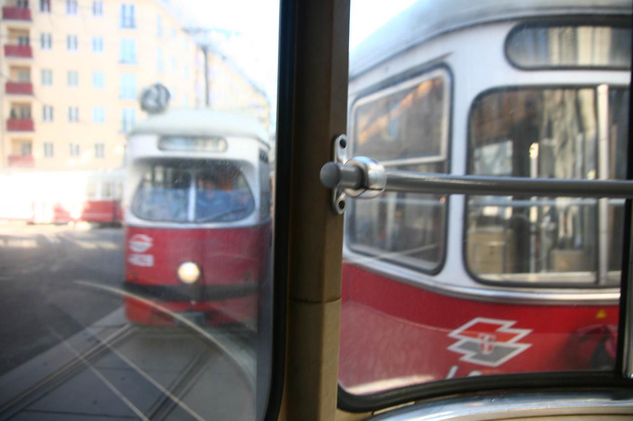 Ah yes, the good 'ol Straßenbahn 21