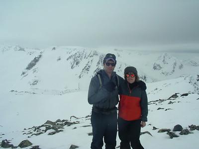 Scott and me!