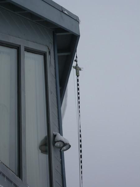03/22/2011 -Broken Ham Radio Doublet Antenna