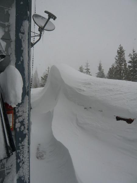 03/24/2011 - Back Deck Snow Mountain