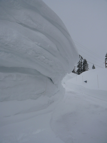 03/22/2011 - Driveway Overhang
