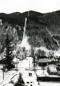 2006-01-177: Kids Ski Hill 1960