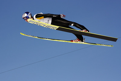 World Cup Ski Flying Vikersund 2009 - Adam Malysz