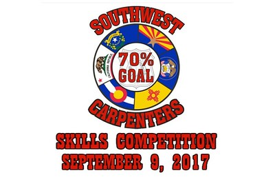 Southwest Carpenters Skills Competition - September 9, 2017