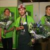 Colin van der Veen - 1e plaats schoenmaken