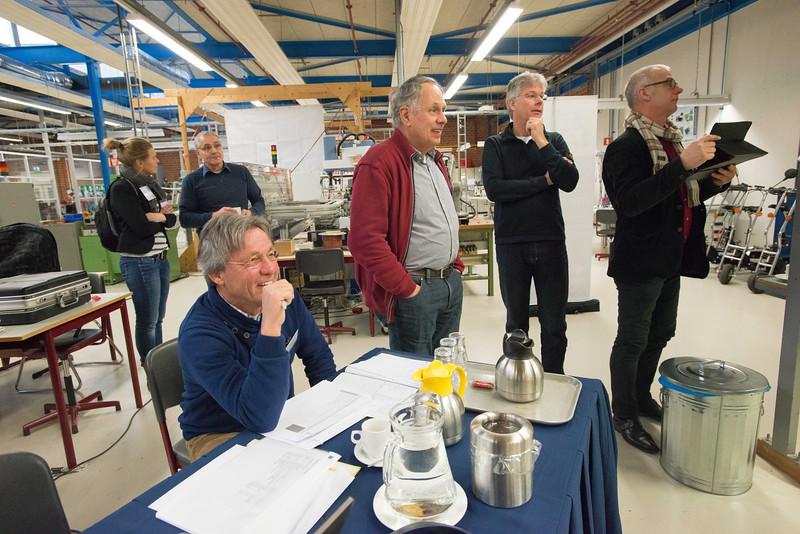 Provinciaal Kampioenschap Skills Talents 2015; Friesland College