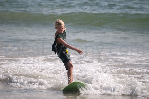 2015 Florida Pro/Am Skimboard competitions for Boys at Vilano Beach, FL on Sat - 08/22/2015