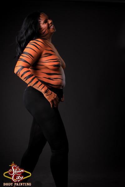 2013 Halloween Tiger