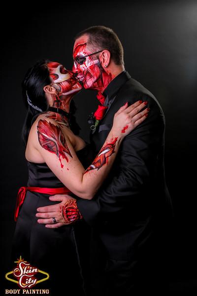 2013 Halloween Wedding