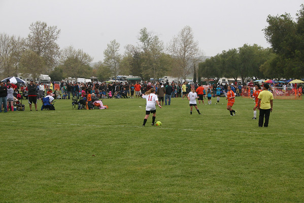 Skinner Soccer March 2012