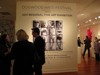 I was awarded 2nd place in the Dogwood Regional Fine Art Exhibition, Knoxville, TN The exhibition runs from April 1-30 at Bennett Gallery 5308 Kingston Pike.