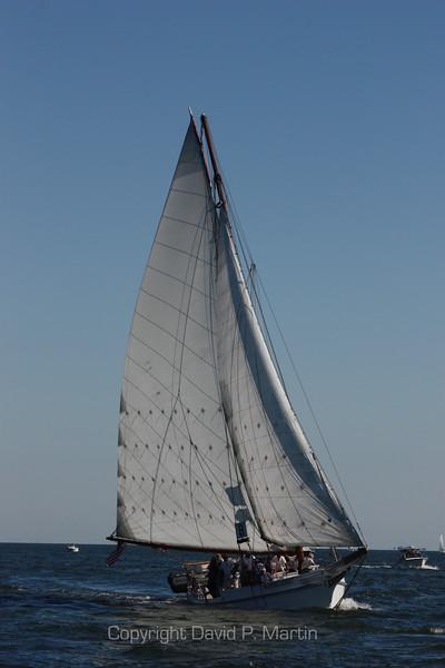 The Skipjack Martha Lewis. (2010)