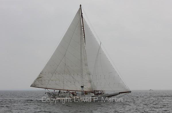 The skipjack Rebecca T. Ruark. (2012)