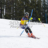 FIS  racers compete at the 2011 FIS Western Regional SL race held at Mt Hood Meadows, OR.