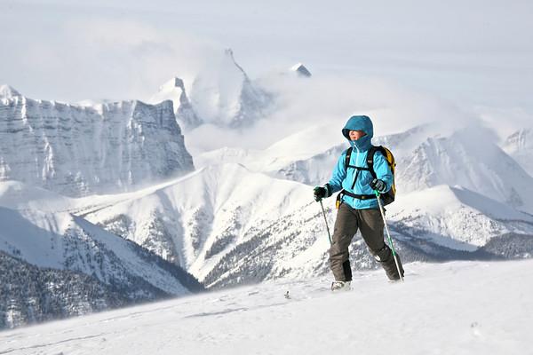Vermillion Peak with Kimby 2013