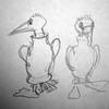 Krukkede fugle