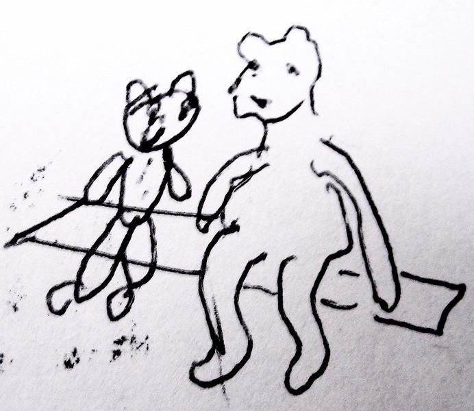 Bimmer og Bamsebamse