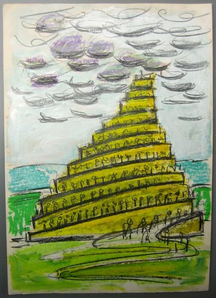 Babel, skitse