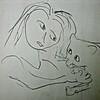 Esther med Bimmer