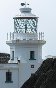 The Skokholm Lighthouse