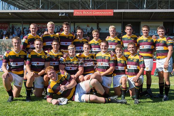 Paul Roos vs Paarl Gimnasium Rugby 22 April