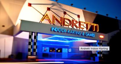 Andretti Karting & Games - Marietta