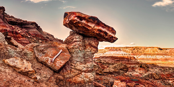 Bone and Balanced Rock
