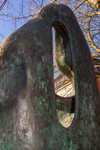 Skulpturen Figure of landscape