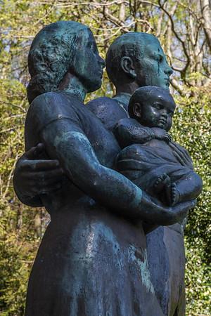 Frihetsmonumentet, Mosvannsvarken, Stavanger