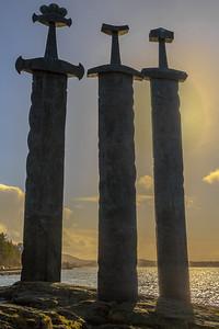 Sverd i Fjell i Hafrsfjord