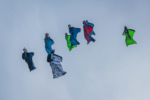 CPI Wingsuit Weekend