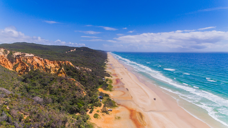Cooloola. The Great Sandy National Park