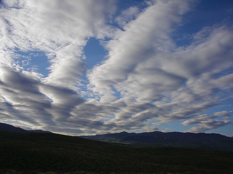 Sierra Sunrise, Owens Valley