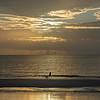 Walk On A Golden Beach