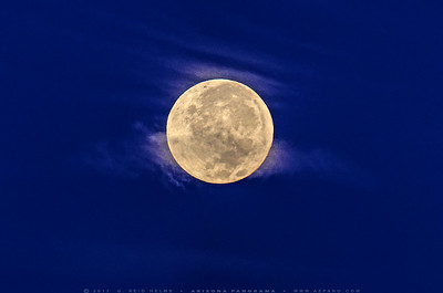 Full Moon Twilight
