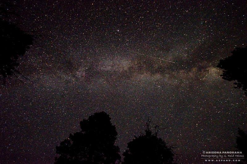 Milky Way Shooting Star, Gooseberry Springs