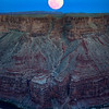 Marble Canyon Full Moon