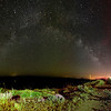 Humbolt Mountain Milky Way Pan