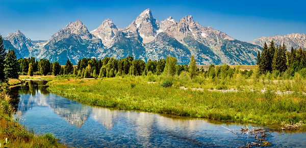 Grand Teton National Wyoming