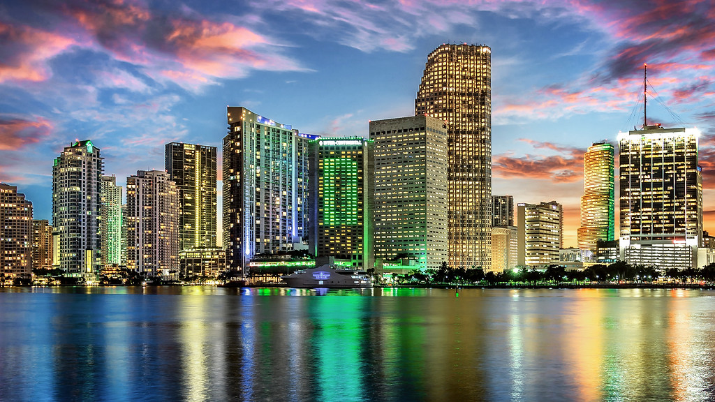 Waterside Color Miami