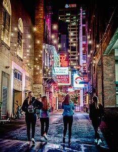 Printers Alley Nashville