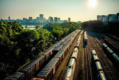 Railroad Town