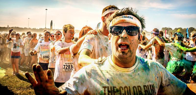 Color Run Style